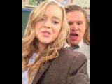 #METHOD ACTING w this ding dong! People say I really transform into the person I'm impersonating, right @jadepettyjohn_official who can you do the best impression of!