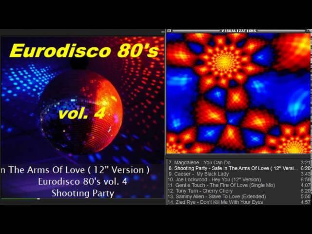 Eurodisco 80s vol. 4 Compilation