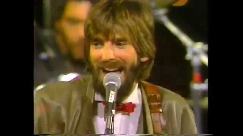 Kenny Loggins (I'm Alright)【Grammy 1981】Live STEREO MIC Trouble...Good Recovery!