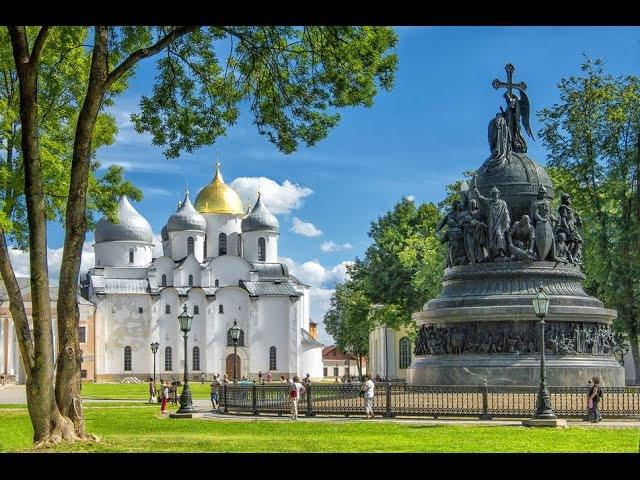 Lord Novgorod the Great (Veliky Novgorod)./ Господин Великий Новгород.