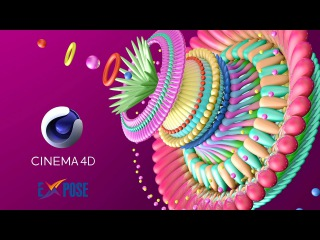 Cinema 4D Tutorial - Digital Flower Modeling for Beginner
