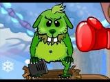 Мультфильм новое прохождение #3 онлайн игры Улитка Боб 6 Зимняя сказка
