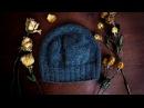 Вяжем классическую мужскую шапку ♥ Вяжем спицами ♥ Wild Rose ♥