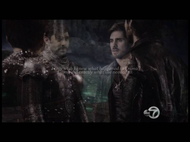 Hook Emma || You're Here [5x21].