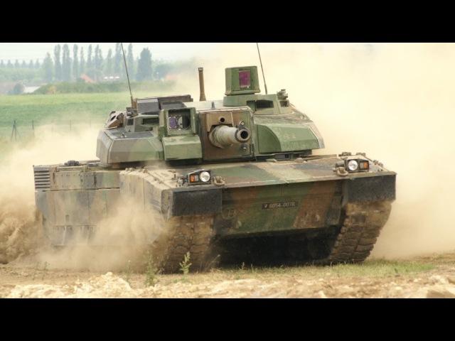 AMX-56 Leclerc Tank: High Tech Warrior Of France
