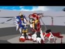Super Sonic X Universe capitulo 11 tercera temporada