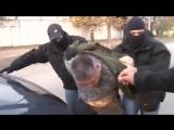 Видео задержания диверсантов в Севастополе