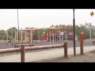 ПРОИСШЕСТВИЯ ТУВЫ - Акт вандализма в Молодежном парке Кызыла