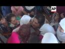 Priyanka Chopra in Jordan Visiting Syrian Refugees