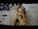 INTERVIEW - Mckenna Grace on the event at Starlight's Dream Halloween 2016 in Los Angeles, CA 10/22/16
