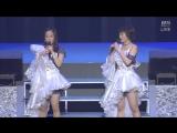 Oda Sakura &amp Kudo Haruka - MC2 (My Vision 2016 @ Budokan)