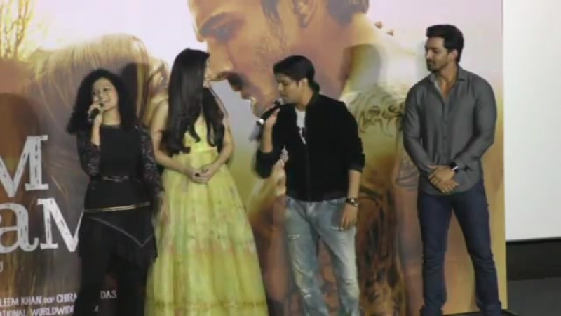 Ankit Tiwari Live Performance Film Sanam Teri Kasam 2016