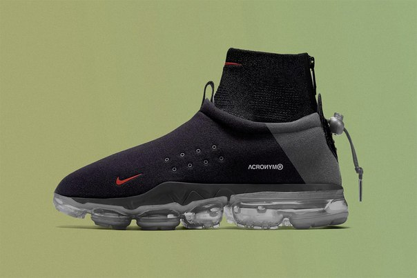 ACRONYM Reportedly Mixes Nike Air VaporMax & Air Moc