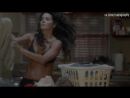 Быстро переоделась - Энджи Хармон Angie Harmon в сериале Риццоли и Айлс Rizzoli Isles, 2012 s03e14