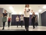 Сальса! salsa_ladies мастер-класс в Астане по сальсе