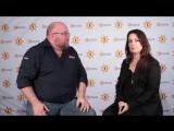 Интервью Холли Мари Комбз для Supanova TV.