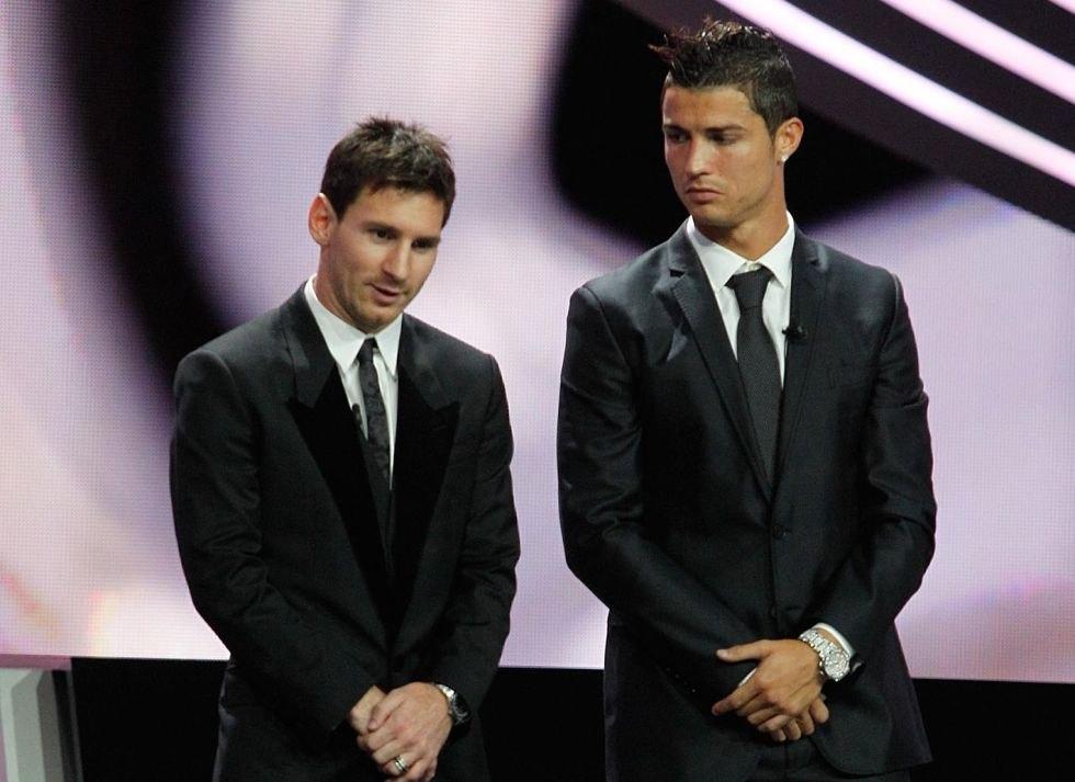 Messi: Ronaldo - buyuk futbolchi, u ulkan yutuqlarga erishdi.
