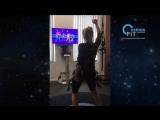 Тренировки в CosmosFit с игровой приставкой