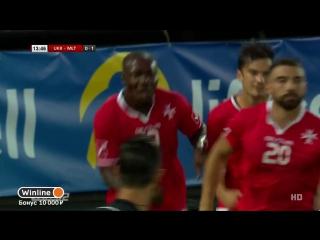 Украина - Мальта 0:1. Зак Мускат