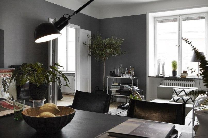 Новый подход к скандинавскому стилю  Новый подход к