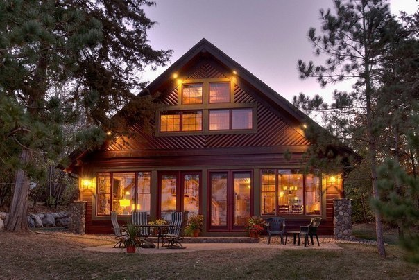 Замечательный дом