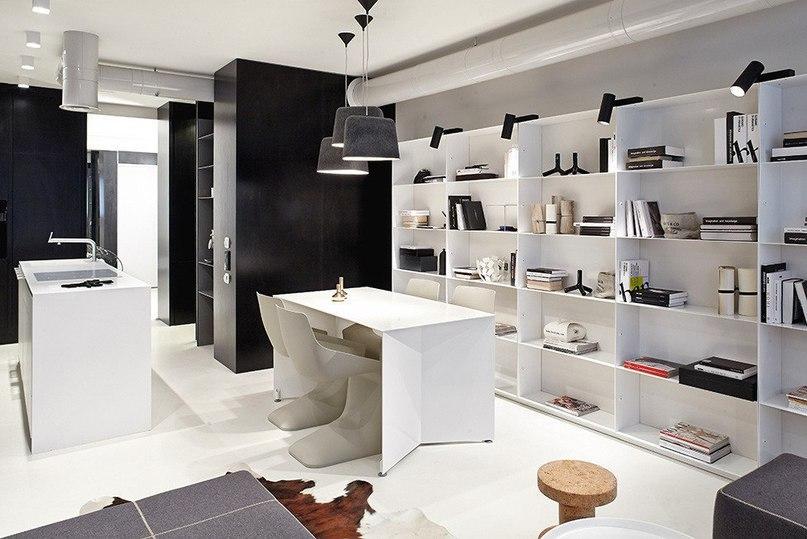 Квартира для современной хозяйки в Киеве  Архитектор Ольга