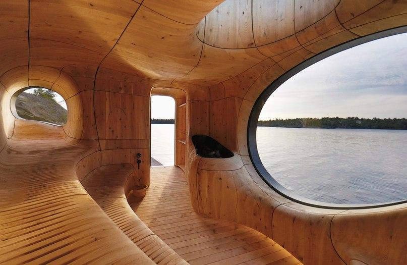 Торонто, Канада, Grotto Sauna 74 кв.м Наши аплодисменты