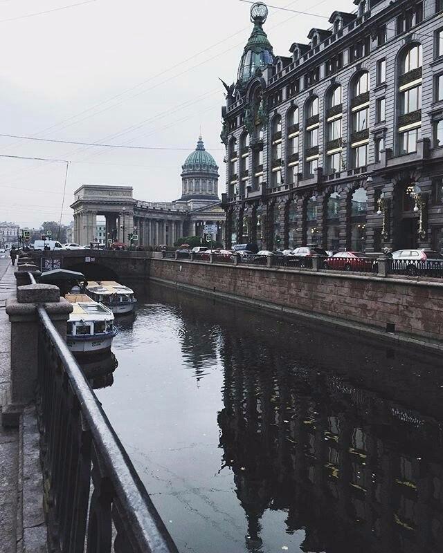 Прекрасный Санкт-Петербург