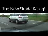 Skoda Karoq SUV 2017
