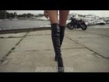 HarleyGirl - Emma_Moto by semanin