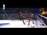 Миксфайтер: бои всемирно известных чемпионов: Кулебин Андрей - Буакав Пор Прамук