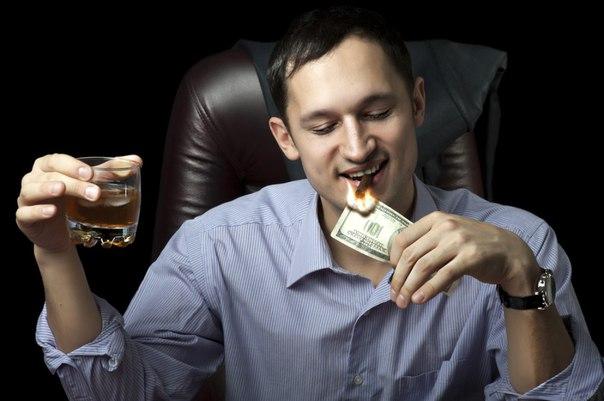 Сильные люди не боятся тратить денег — они заработают еще