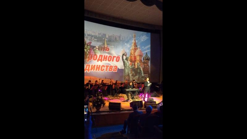 Концерт Василия Герелло