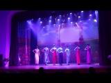 сияние. отчетный концерт 3 группа