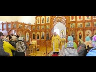 О Страшнем Суде Прот. Геннадий (Заридзе) (19.02.2017)
