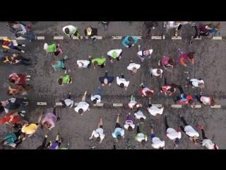 Благотворительный марафон «Бегущие сердца» 2017