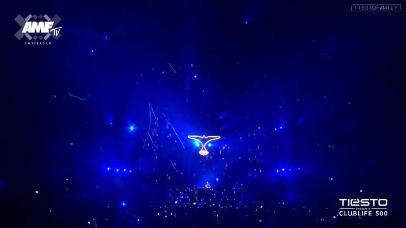Tiesto feat Jonsi Kaleidoscope AMF Tiësto Presents Clublife 500