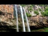 Релаксирующая музыка! Очень красивое видео! Природа, горы, лес, водопады! Классный релакс клип!