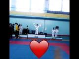 мой сын первое место занял по каратэ