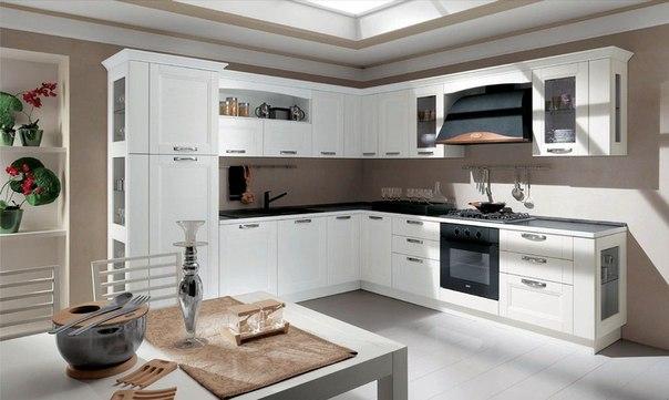Давно хотели сделать кухню удобной и стильной, не потратив при этом весь семейный бюджет