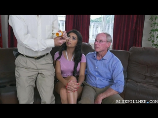 Aaliyah hadid the guys land a porn star hd, full, free, porn