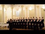 Академический женский хор студентов ПГГПУ гор. Пермь