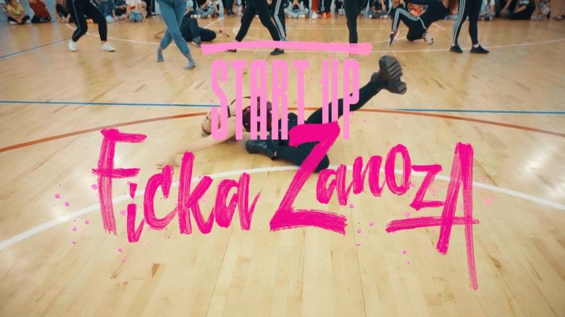 Ficka ZAnoza | Start Up 2K17