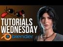 VOVO'S Tutorials Wednesday 1 - BLENDER - Skin Nodes