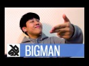 BIGMAN | Get Tired Of My Love