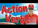 Action Verbs | Reading Writing Song for Kids | Verb Song | Jack Hartmann