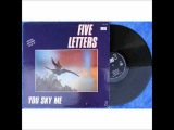 Five Letters - You Sky Me
