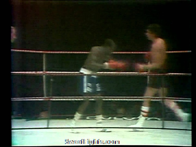 Carlos Monzon fights Emile Griffith SweetFights.com