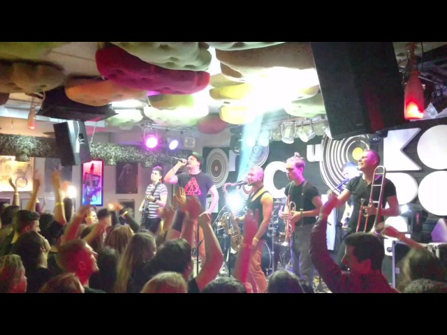 Гражданин Топинамбур - Ракета (live 2016, Арт Корова, Харьков)