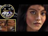 Эту Девушку Инопланетянку Аполлон 20 нашел на Луне